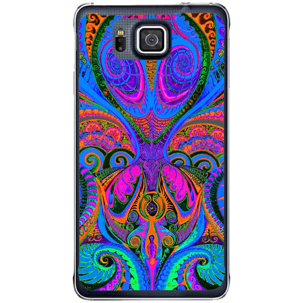 Phone Case Dmt Entity Samsung Galaxy Alpha G850