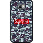 Phone Case Dark Supreme Camo Samsung Galaxy S2 Plus I9105
