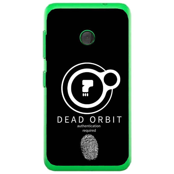 Phone Case Dead Orbit Nokia Lumia 530
