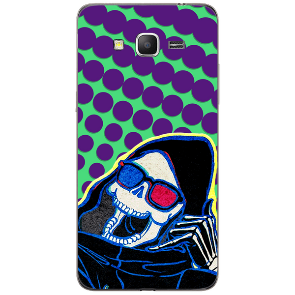 Phone Case Death Here SAMSUNG Galaxy Grand Prime