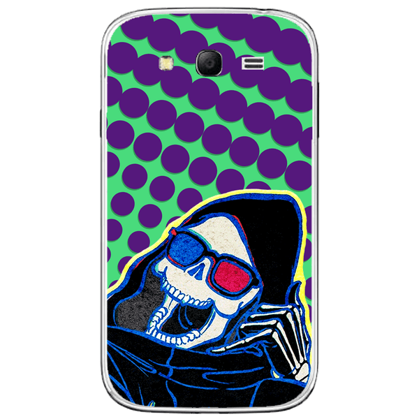Phone Case Death Here SAMSUNG Galaxy Grand