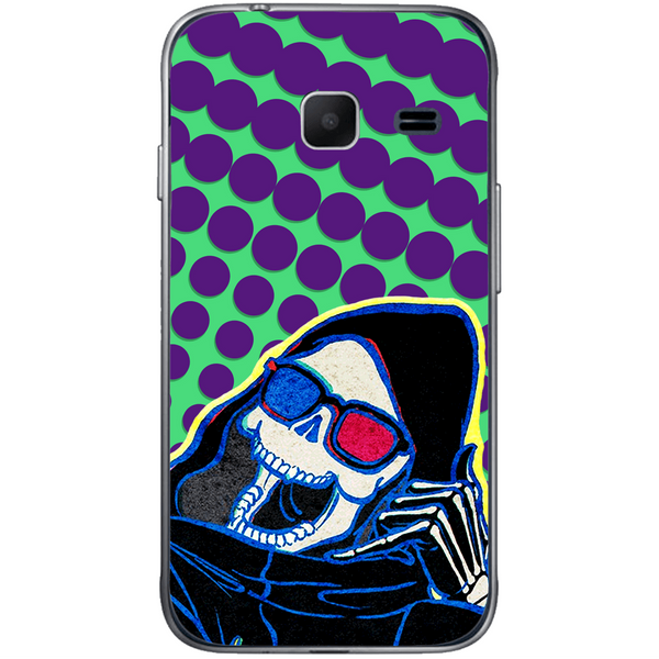 Phone Case Death Here SAMSUNG Galaxy J1 Mini