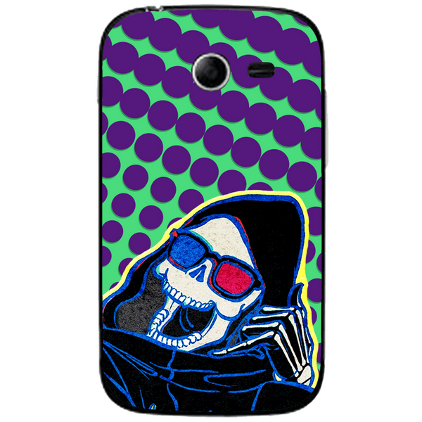 Phone Case Death Here SAMSUNG Galaxy Pocket 2