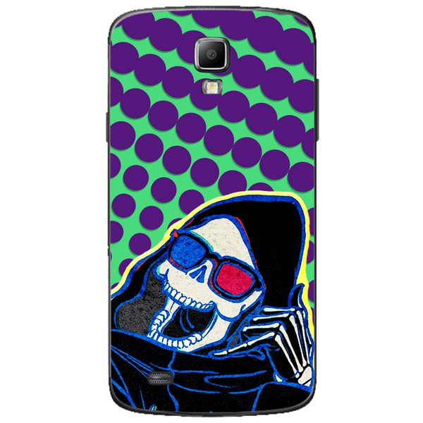 Phone Case Death Here SAMSUNG Galaxy S4 Active