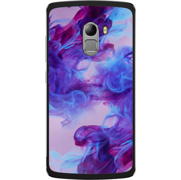 Phone Case Deep Purple Ink Lenovo K4 Note A7010 Vibe X3 Lite