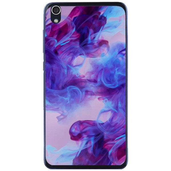 Phone Case Deep Purple Ink Lenovo S850
