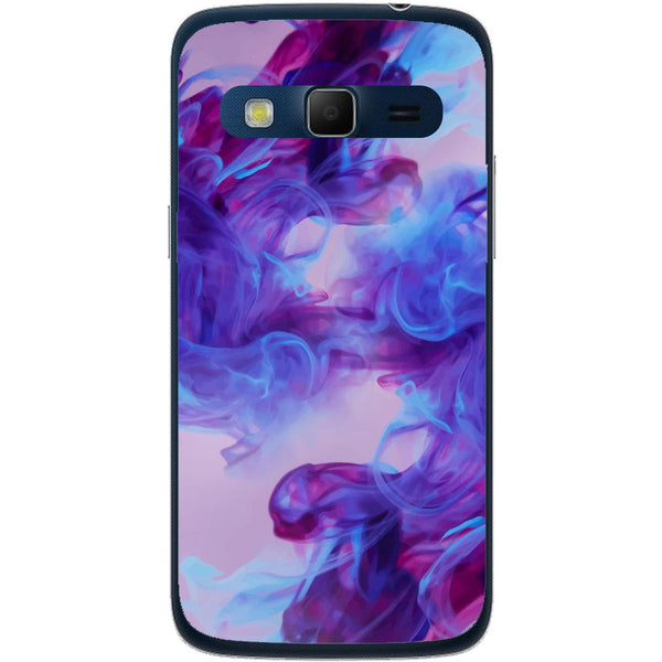 Phone Case Deep Purple Ink Samsung Galaxy Express 2 G3815