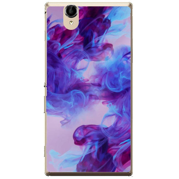 Phone Case Deep Purple Ink Sony Xperia T2 Ultra