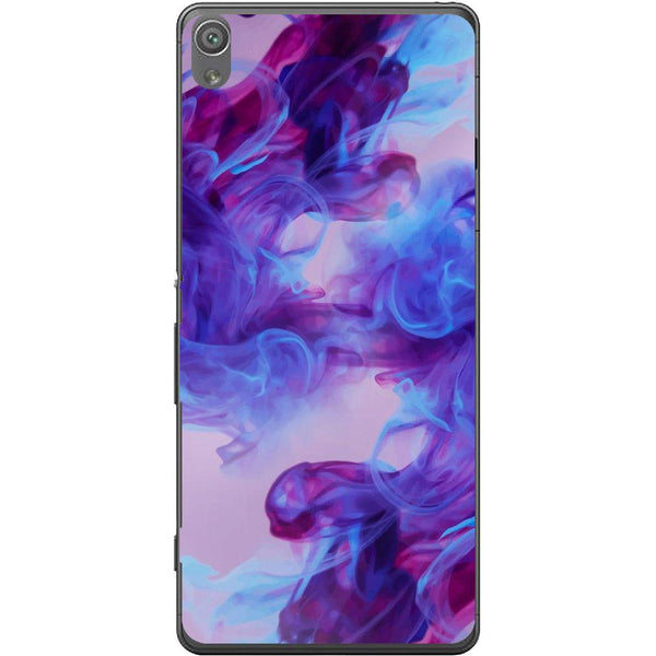 Phone Case Deep Purple Ink Sony Xperia Xa