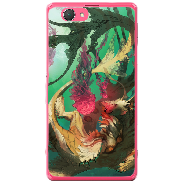 Phone Case Deepsea Sony Xperia Z1 Compact D5503