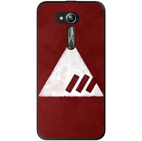 Phone Case Destiny Red Triangle Asus Zenfone Go Zb500kg