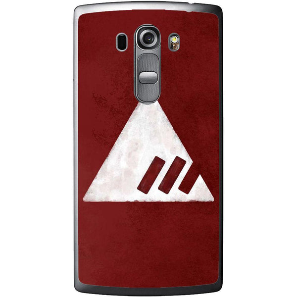 Phone Case Destiny Red Triangle LG G4 Beat G4s H735