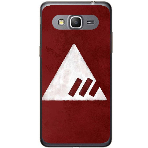 Phone Case Destiny Red Triangle Samsung Galaxy Core Prime G360