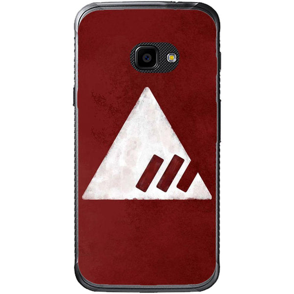 Phone Case Destiny Red Triangle Samsung Galaxy Xcover 4