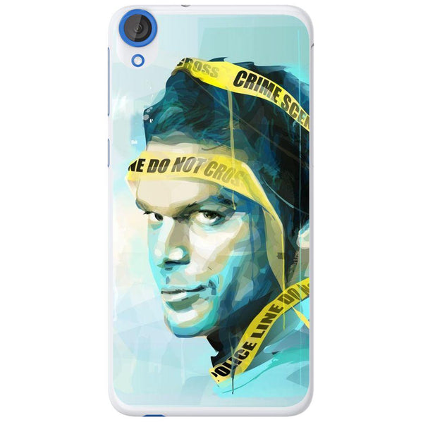 Phone Case Dexter Painting HTC Desire 820