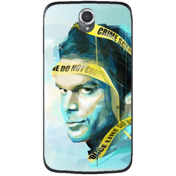 Phone Case Dexter Painting Lenovo A859