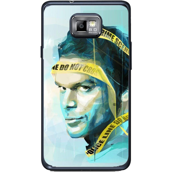 Phone Case Dexter Painting Samsung Galaxy S2 Plus I9105