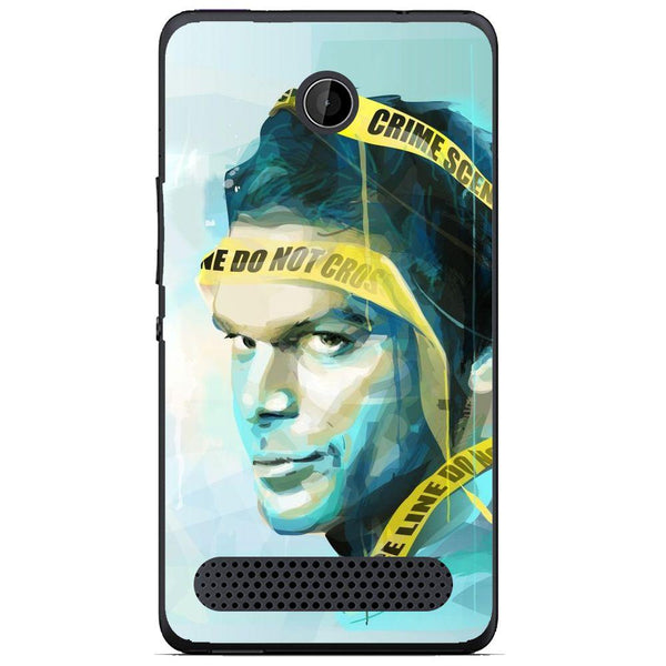 Phone Case Dexter Painting Sony Xperia E1 D2004