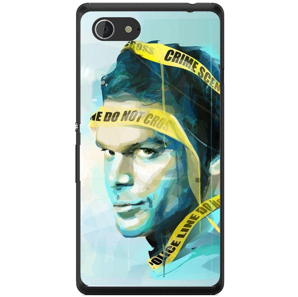 Phone Case Dexter Painting Sony Xperia E3