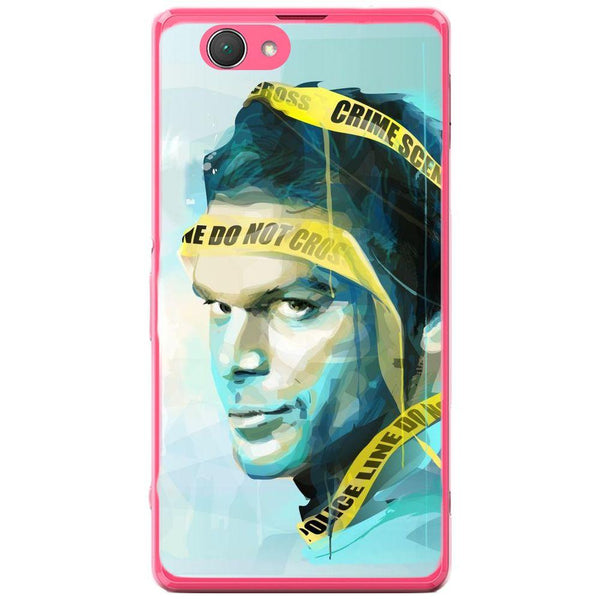 Phone Case Dexter Painting Sony Xperia Z1 Compact D5503