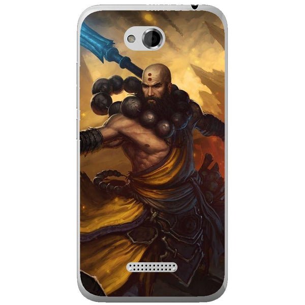 Phone Case Diablo 3 - Monk HTC Desire 616