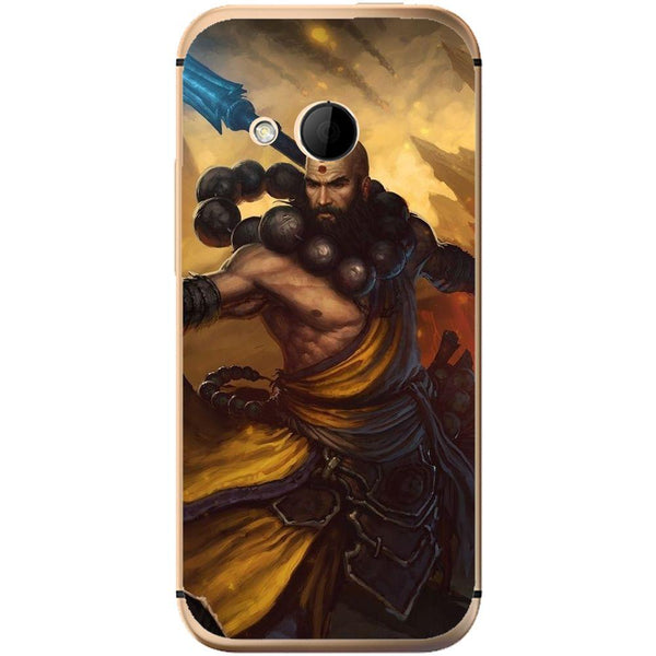 Phone Case Diablo 3 - Monk HTC One Mini 2