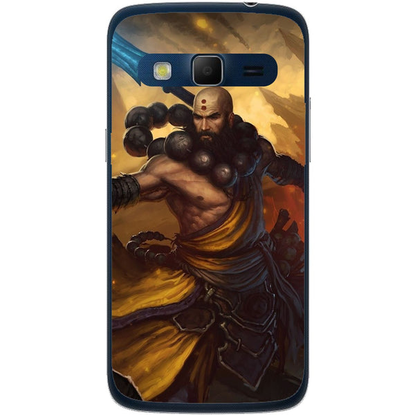 Phone Case Diablo 3 - Monk Samsung Galaxy Express 2 G3815