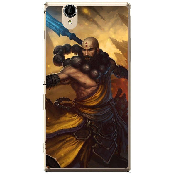 Phone Case Diablo 3 - Monk Sony Xperia T2 Ultra