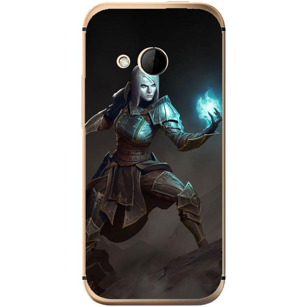 Phone Case Diablo 3 - Necromancer HTC One Mini 2