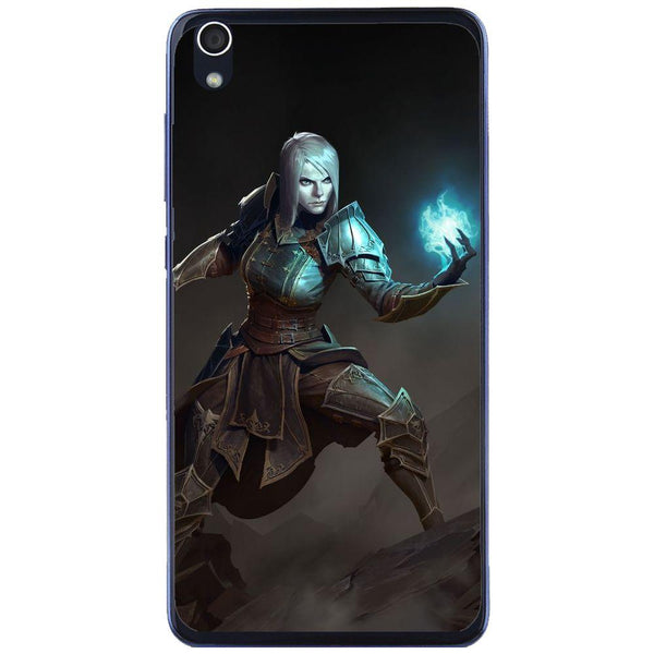 Phone Case Diablo 3 - Necromancer Lenovo S850