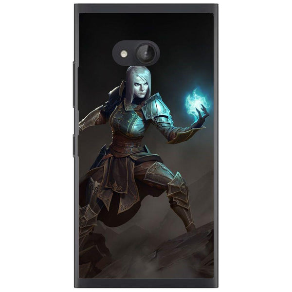 Phone Case Diablo 3 - Necromancer Nokia Lumia 730 735
