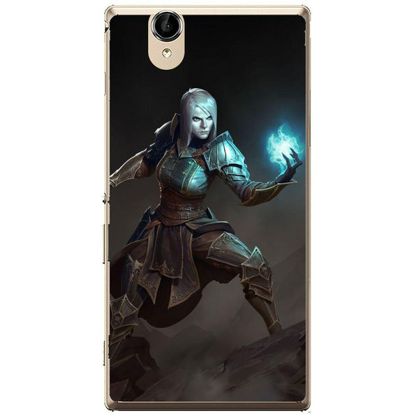 Phone Case Diablo 3 - Necromancer Sony Xperia T2 Ultra