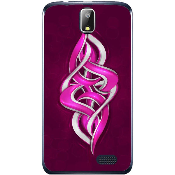 Phone Case Digital Graffiti Lenovo A328