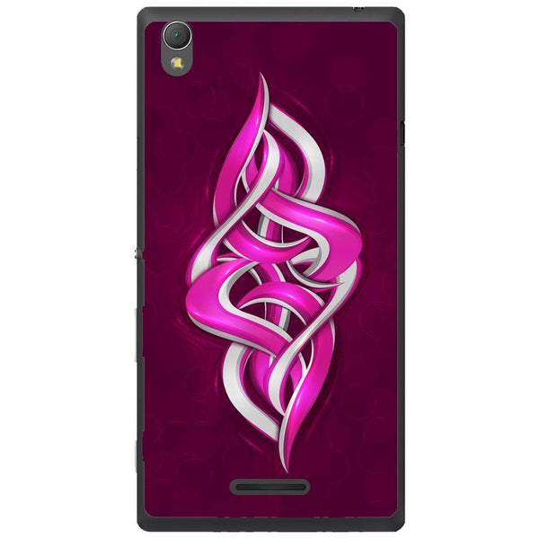 Phone Case Digital Graffiti Sony Xperia T3