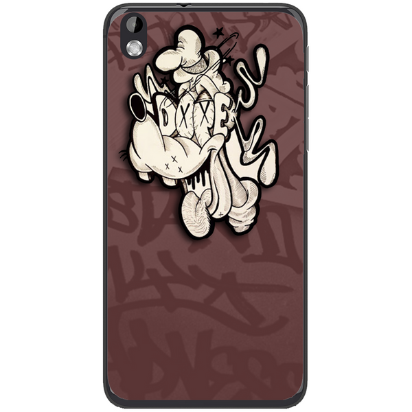 Phone Case Dog Dope HTC Desire 816