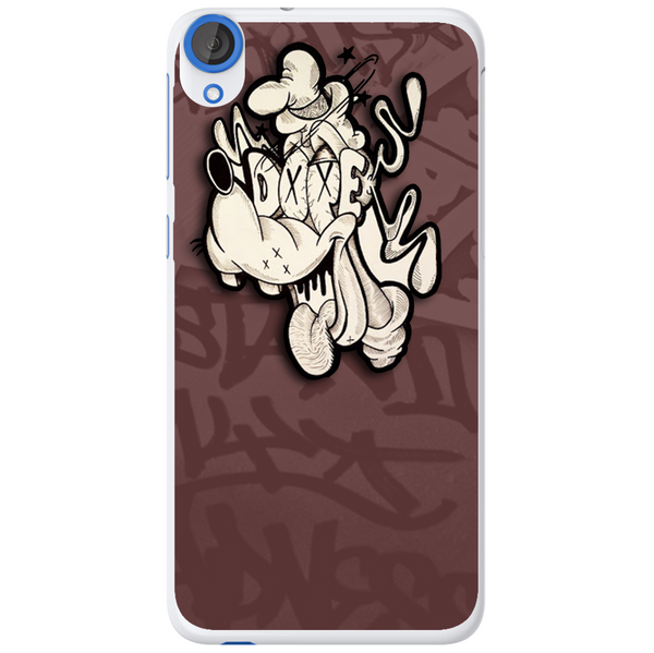 Phone Case Dog Dope HTC Desire 820