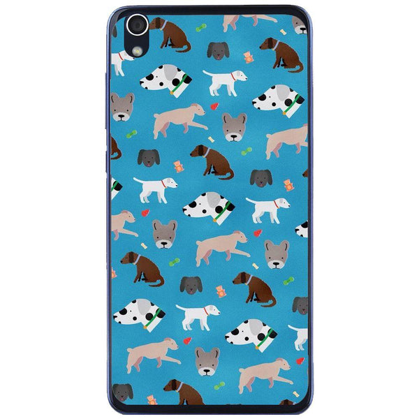 Phone Case Dog Pattern Lenovo S850