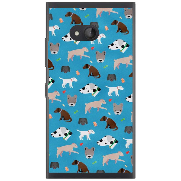 Phone Case Dog Pattern Nokia Lumia 730 735