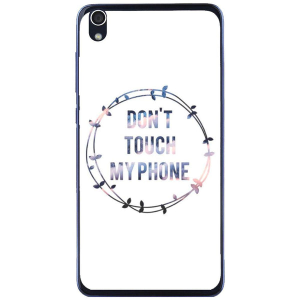 Phone Case Don T Touch My Phone Lenovo S850