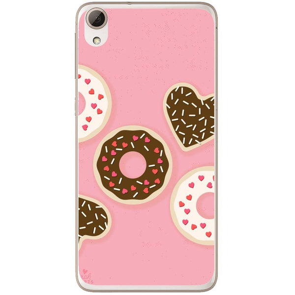 Phone Case Donuts HTC Desire 826