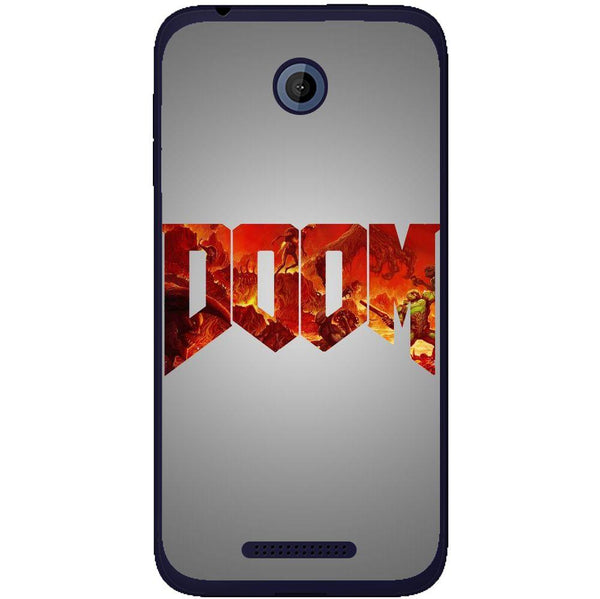 Phone Case Doom HTC Desire 510