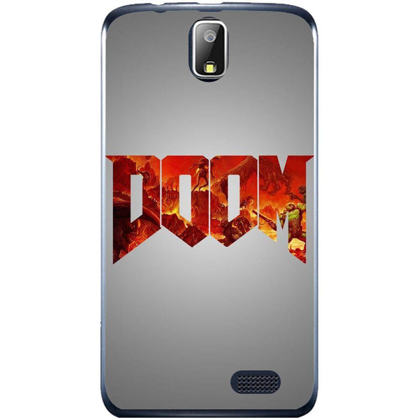 Phone Case Doom Lenovo A328