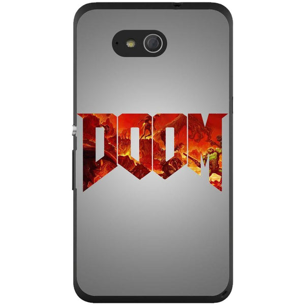 Phone Case Doom Sony Xperia E4g E2003