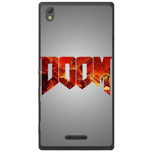 Phone Case Doom Sony Xperia T3