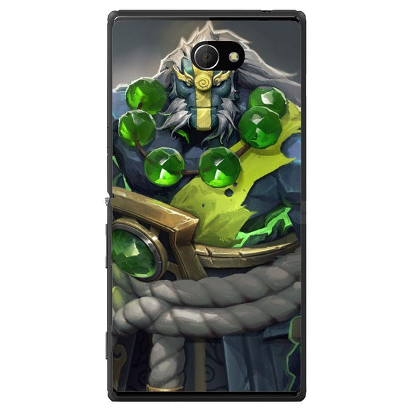 Phone Case Dota2 - Earth Spirit Sony Xperia M2 Dual D2302