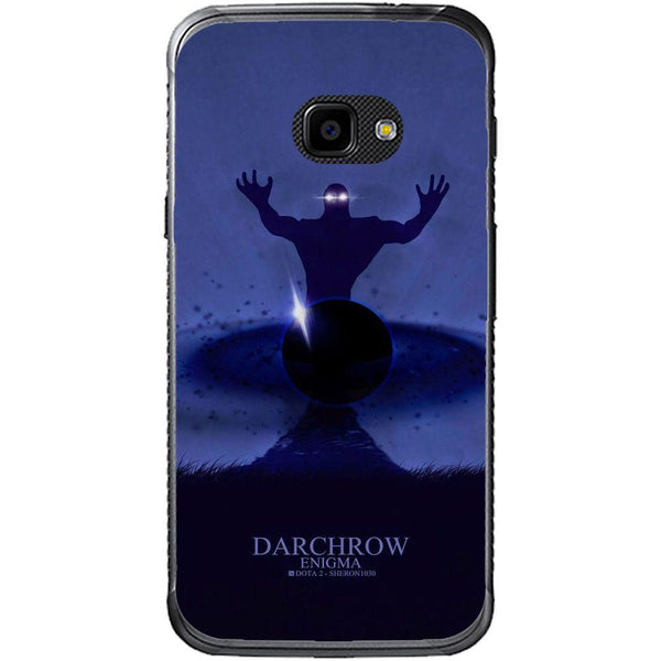 Phone Case Dota 2 - Enigma Samsung Galaxy Xcover 4