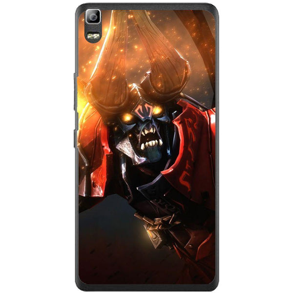 Phone Case Dota 2 - Lucifer Lenovo K3 Note A7000