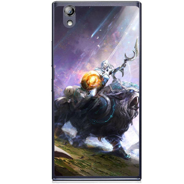 Phone Case Dota 2 - Moon Rider Lenovo P70