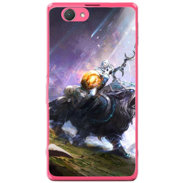Phone Case Dota 2 - Moon Rider Sony Xperia Z1 Compact D5503