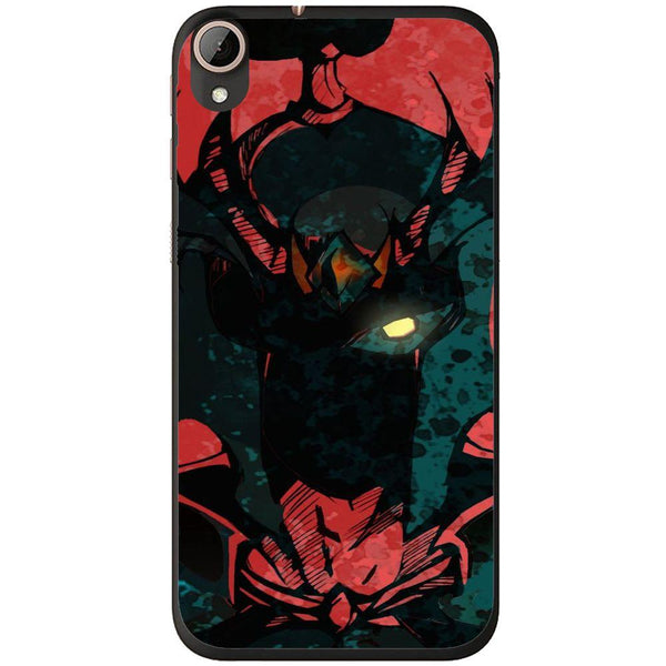 Phone Case Dota 2 - Mortred HTC Desire 728